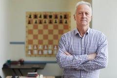 Sławny grandmaster obraz stock