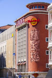 Sławny hard rock Cukierniany Lisboa w mieście Lisbon Zdjęcie Stock