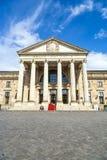 Sławny kasyno w Wiesbaden zdjęcia royalty free