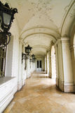 Sławny kasztel w Keszthely fotografia stock