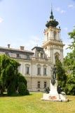 Sławny kasztel w Keszthely obrazy stock