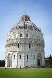 Sławny kwadratowy piazza miracoli Fotografia Royalty Free