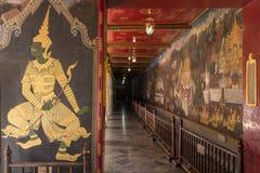 Sławny malowidło ścienne obraz zdjęcia royalty free