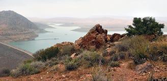 Sławny Marokański rezerwuar blisko Agadir Fotografia Royalty Free