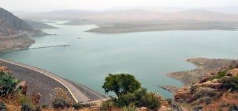 Sławny Marokański rezerwuar blisko Agadir Fotografia Stock