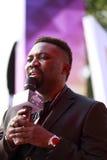 Sławny piosenkarza uwechue Emmanuel (haoge) zdjęcie royalty free
