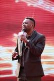 Sławny piosenkarza uwechue Emmanuel (haoge) obrazy stock