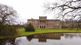 Sławny punkt zwrotny przy Szczytowym Gromadzkim parkiem narodowym Lyme dom zdjęcie wideo