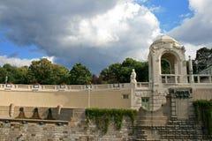 sławny stadtpark Vienna obrazy stock
