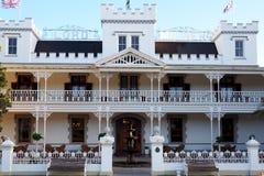 Sławny władyki Milner hotel, Karoo, Południowa Afryka Zdjęcie Stock