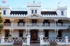 Sławny władyki Milner hotel, Karoo, Południowa Afryka Zdjęcia Stock