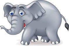 Słoń kreskówka Zdjęcie Stock