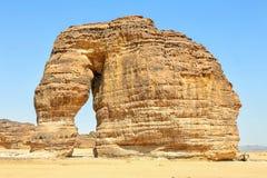 Słoń skała obrazy stock