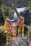 słoń skała Obraz Royalty Free