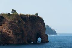 Słoń skała Zdjęcia Royalty Free