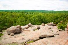 słoń skały Fotografia Royalty Free