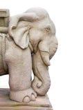 słoń statua Fotografia Royalty Free