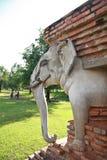 Słoń Statua. Zdjęcia Stock