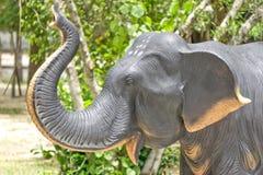 Słoń statua Zdjęcie Royalty Free