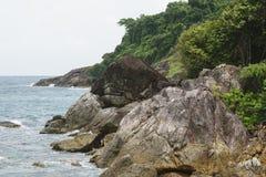 Słoń wyspa Fotografia Stock