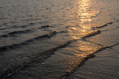 Słońca świecenie obraz stock