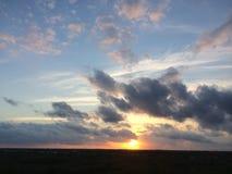 2 słońca Zdjęcie Royalty Free