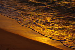Słońca downer fotografia stock