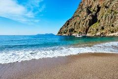 Słońca morze Turcja Obraz Stock