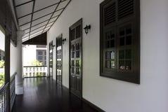 Słońca Yat Sen Nanyang Memorial Hall, Singapur Zdjęcie Stock