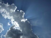 słońce Obraz Stock