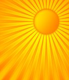 słońce Zdjęcie Royalty Free