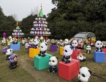 2016 słońce festiwal w Chengdu, porcelana Obraz Stock