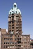 słońce gastown budynku. Zdjęcie Stock