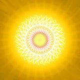 Słońce i lato upał Obraz Royalty Free