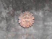 Słońce kamień Fotografia Royalty Free