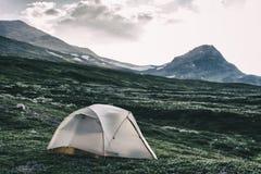 słońce Lapland słońce Fotografia Royalty Free
