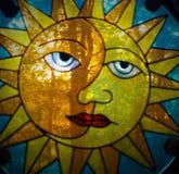 Słońce na mój umysle Zdjęcie Stock
