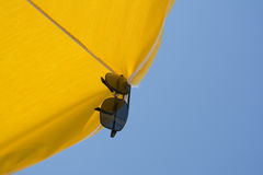 Słońce ochraniacz Fotografia Royalty Free
