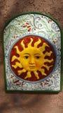 Słońce płytka Zdjęcie Royalty Free