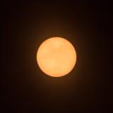 Słońce sunspot-4 Obrazy Royalty Free