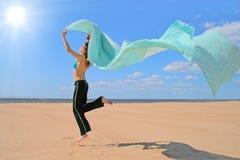 słońce, wiatr Obrazy Royalty Free