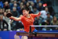 SŁOŃCE Yingsha od Chiny wierzchołka wiru Obraz Stock