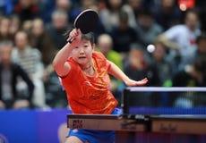SŁOŃCE Yingsha od Chiny wierzchołka wiru Fotografia Royalty Free