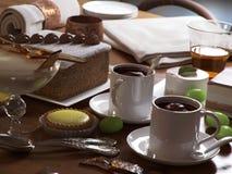 słodcy deserów ciasta Zdjęcia Stock