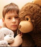 Słodcy niedźwiedzie fotografia royalty free