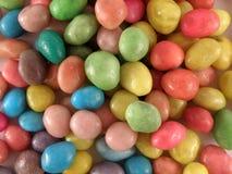słodcy tło cukierki Obrazy Royalty Free