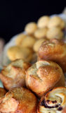 słodka bułeczka śniadaniowy pastery Zdjęcie Stock