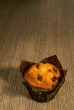 Słodka bułeczka czekolada Fotografia Royalty Free