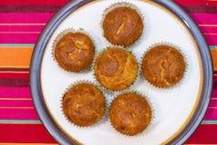 Słodka bułeczka z serem Zdjęcia Stock