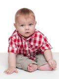 słodka chłopca zdjęcia stock